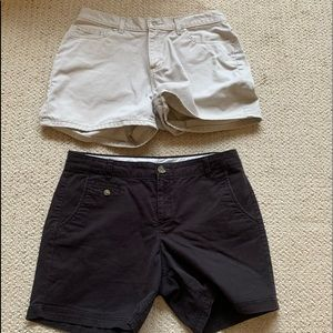 Dockers & Riveted by lee shorts like new